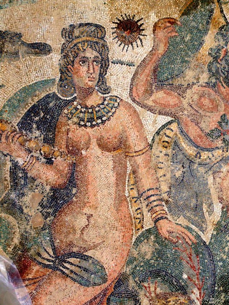mosaico della Villa del Casale, Piazza Armerina - ph.by panoramio.com
