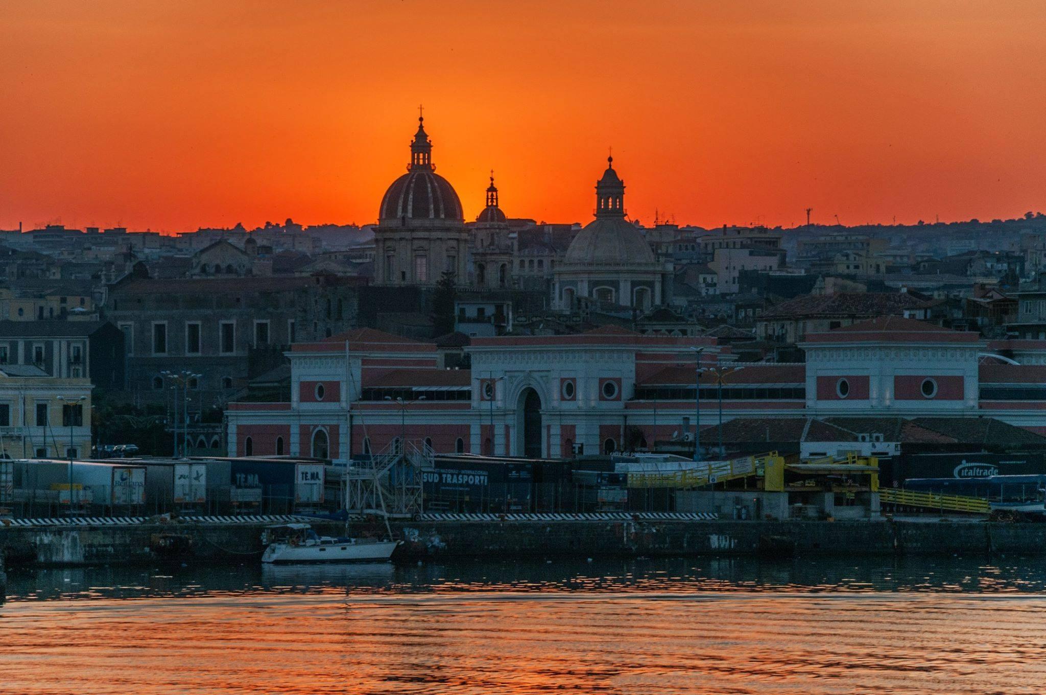 Porto di Catania - ph. Roberto Squadrito Sangiorgio