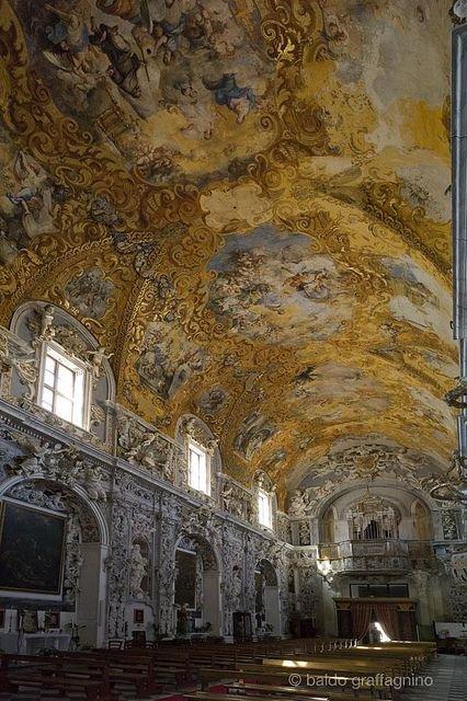 Chiesa San Franscesco - Mazara del Vallo (Trapani). Ph. Baldo Graffagnino