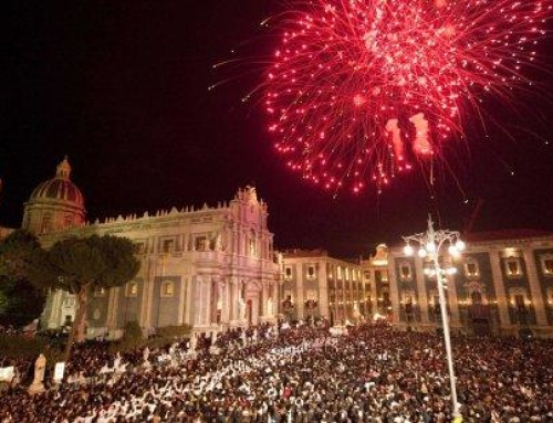 Feast of Sant'Agata in Catania