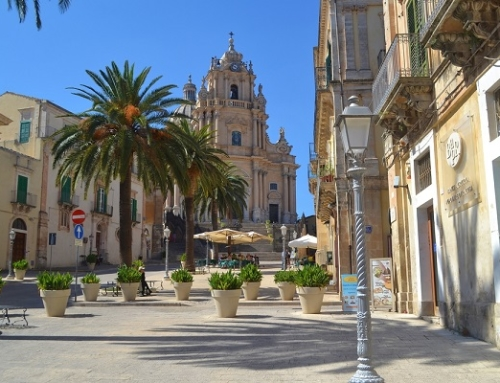 Touring eastern Sicily