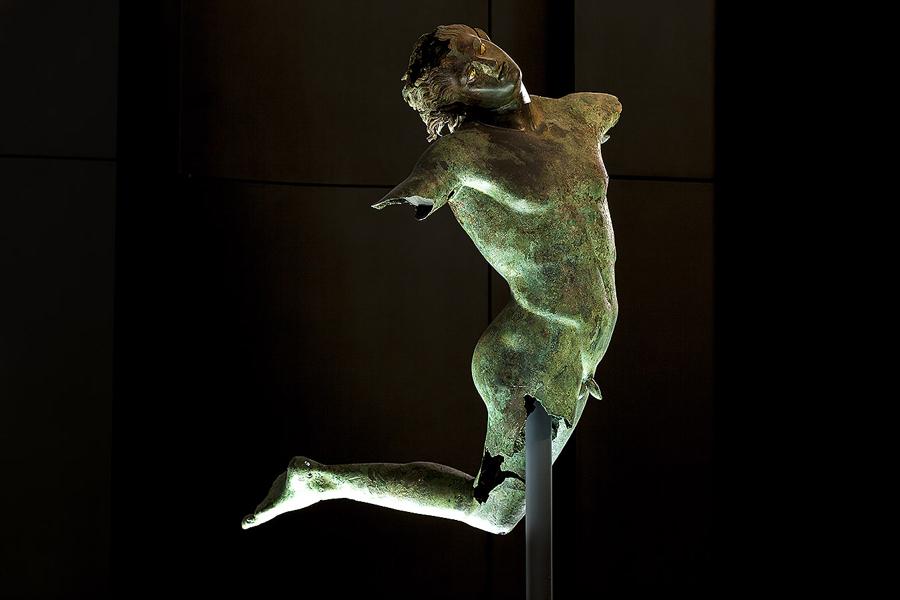 satiro danzante - Mazara del Vallo