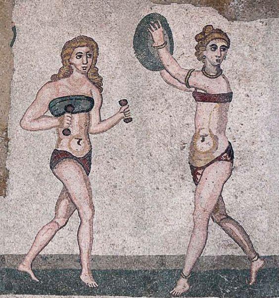 mosaico Villa Romana del Casale, Piazza Armerina ph.italianways.com