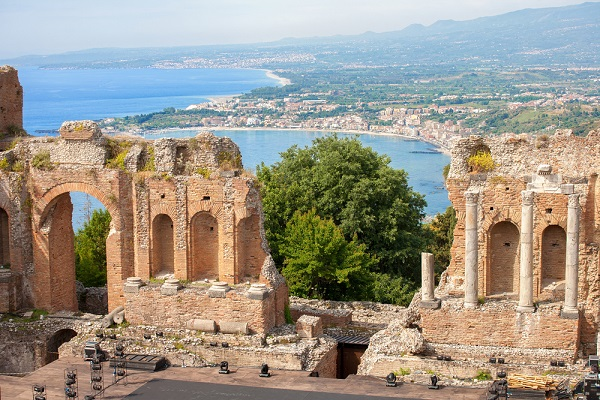 Archaeological sites in Sicily