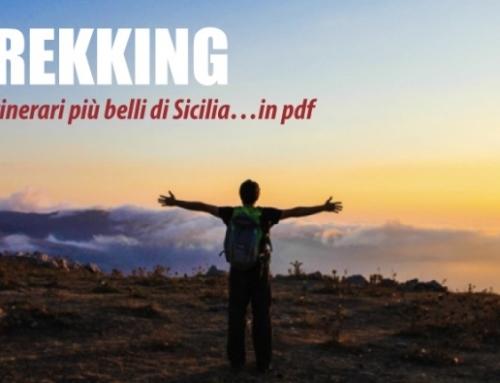 I trekking più belli di Sicilia. Le guide