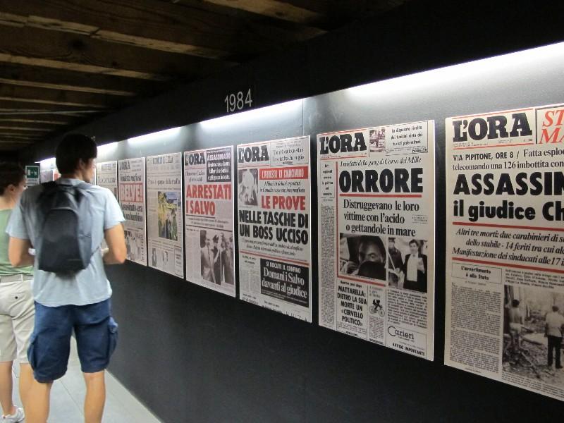 Museo della mafia - Salemi, Trapani, Sicily. Ph. artitude.eu