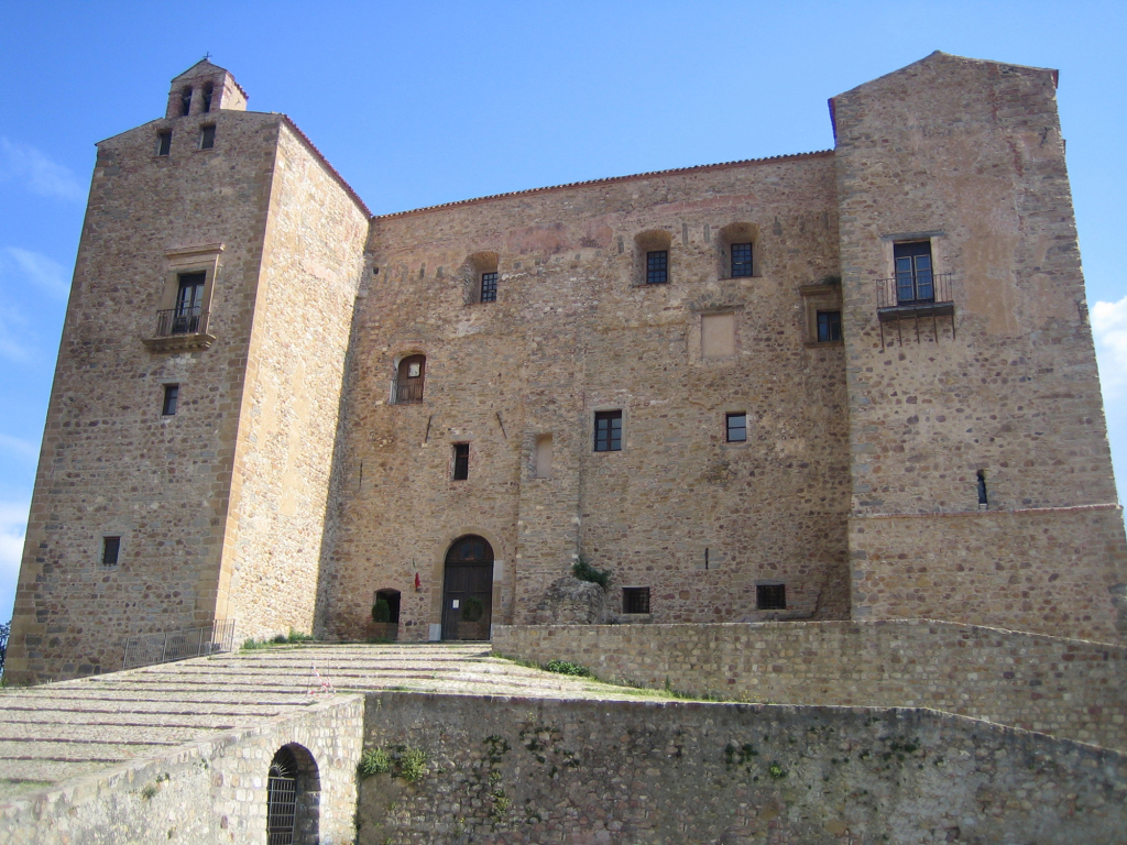 Castelbuono Castello Ventimiglia