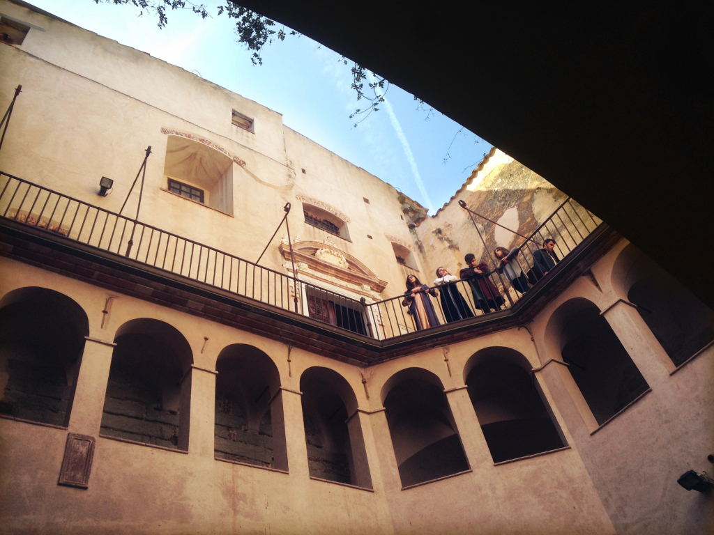 Castelbuono Corte del Castello