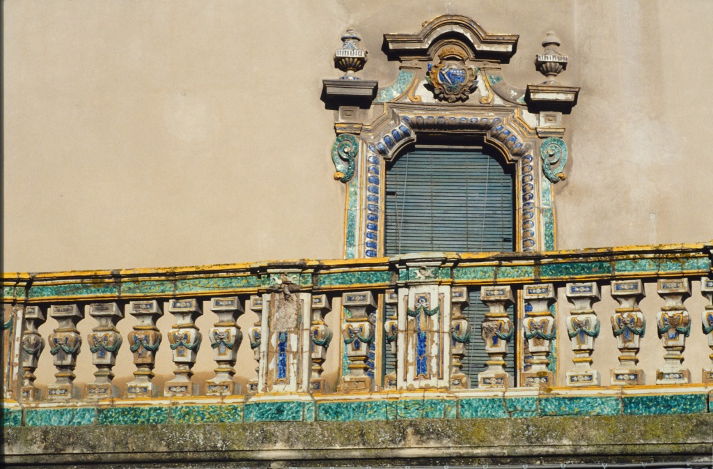 Caltagirone - Palazzo Fragapane Ventimiglia