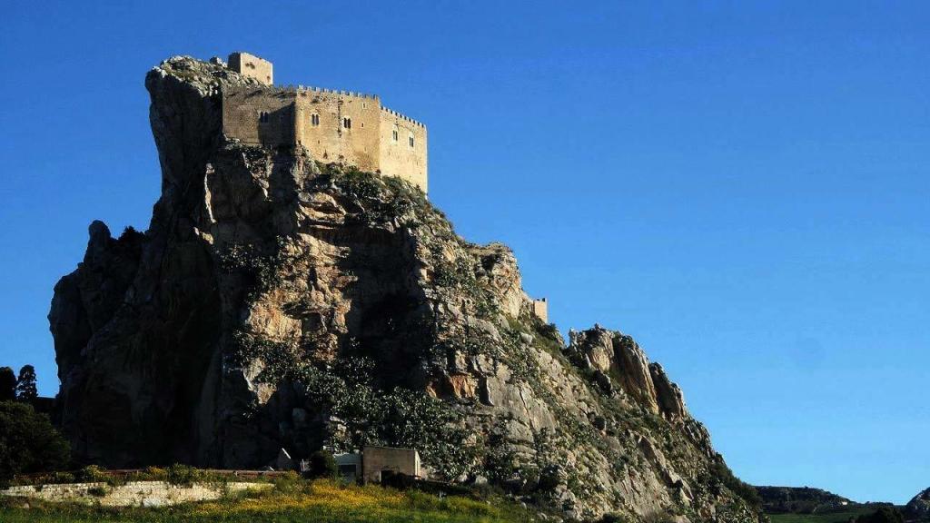 Castello Chiaramontano di Mussomeli
