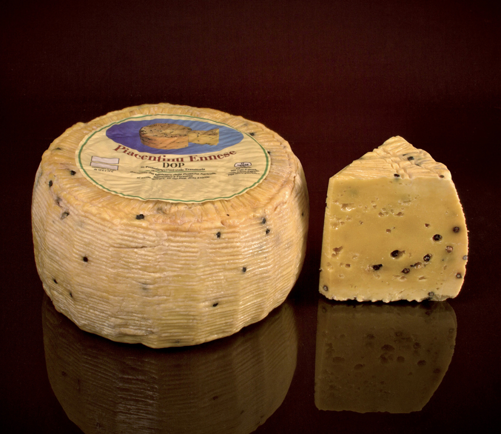 formaggio piacentino - Enna