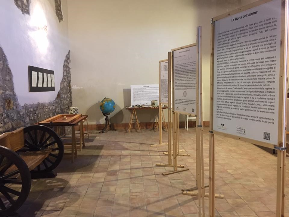 Museo del sapone, Sciacca - ph A. Mazzotta