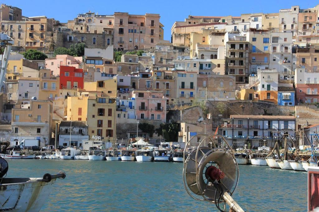 Sicily Porto di Sciacca