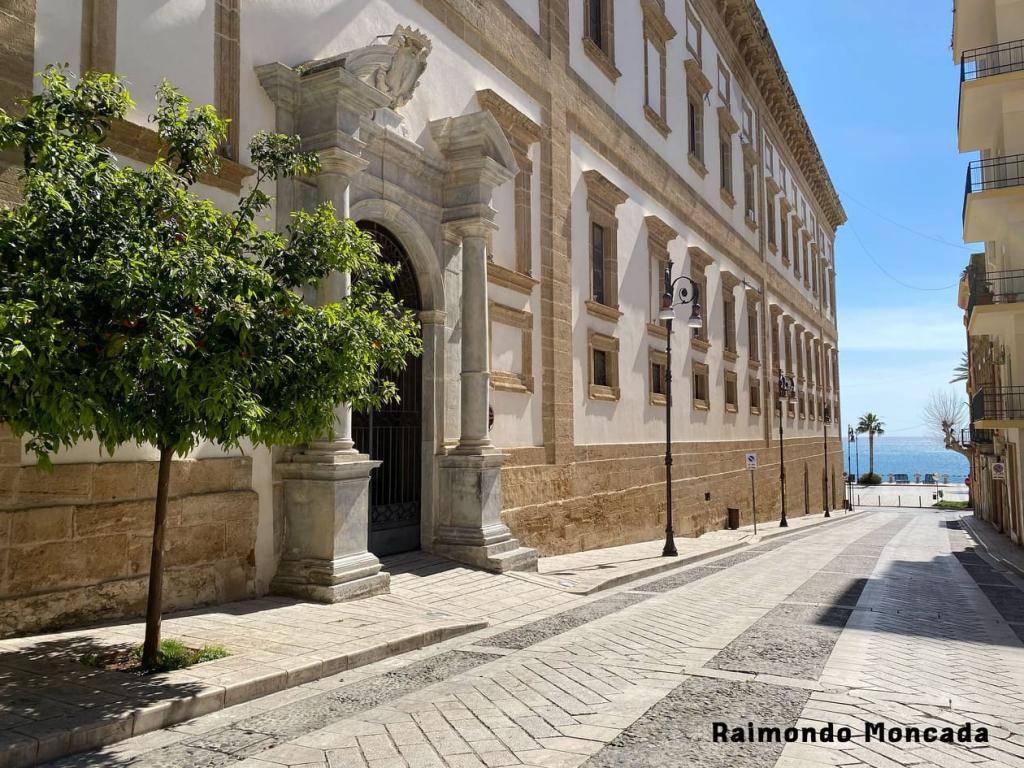 Roma Street in Sciacca -  ph. Raimondo Moncada
