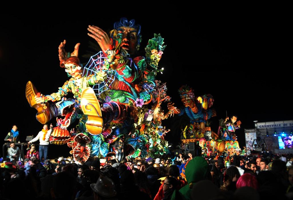 Carnevale di Sciacca - ph Mariarita Caracappa