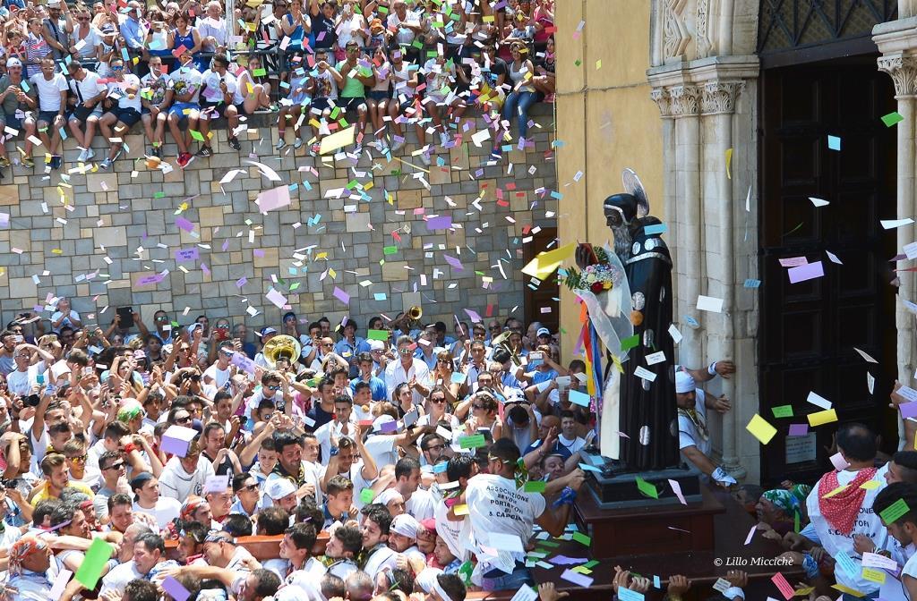 Turismo religioso San Calogero Agrigento
