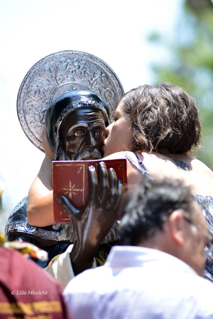 San calogero turismo religioso agrigento