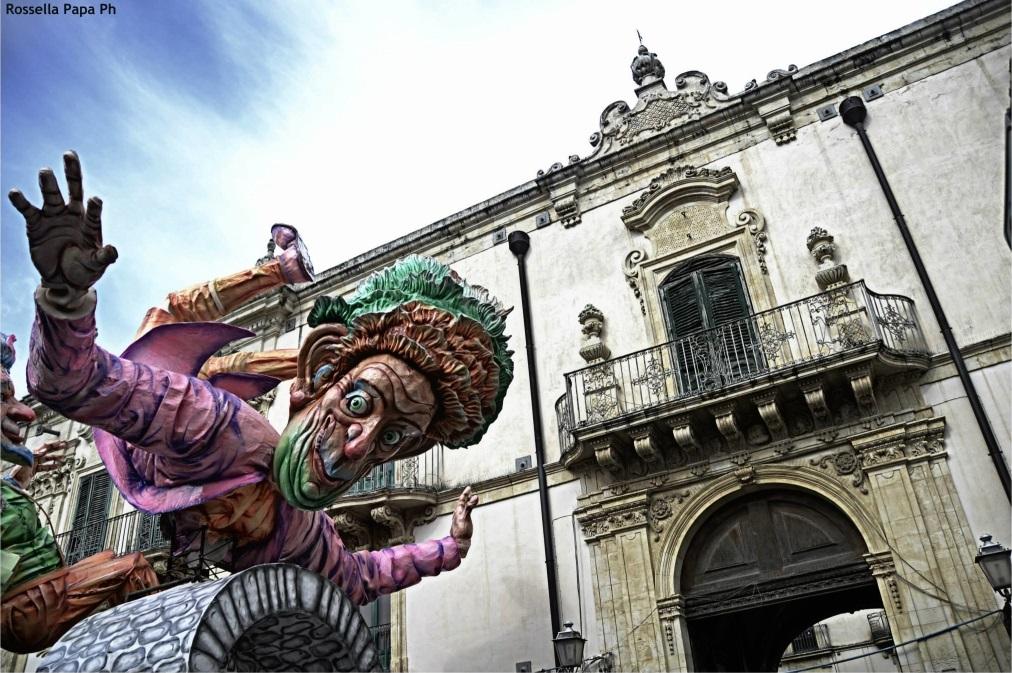 Carnevale a Palazzolo Acreide - ph. Rossella Papa