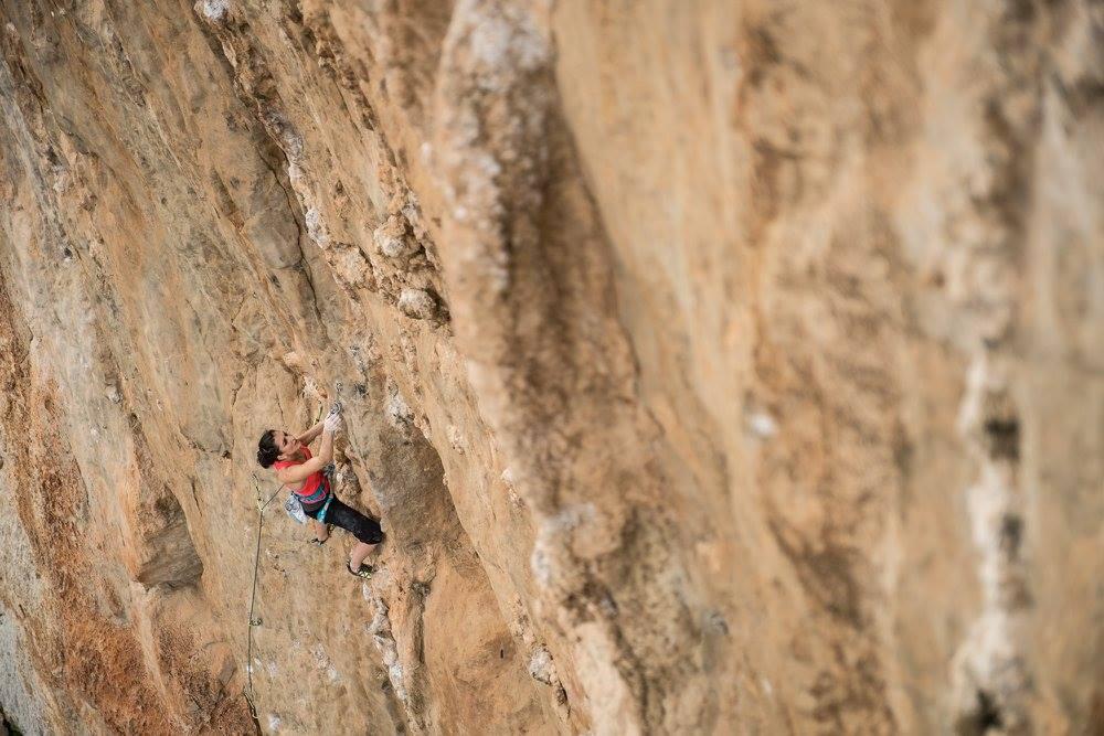 San Vito climbing festival arrampicata