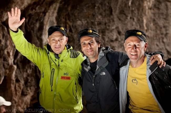 Peppe Gallo, Massimo Cappuccio e Daniele Arena