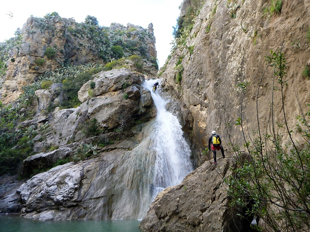 Canyoning siciliaadventure.it torrentismo