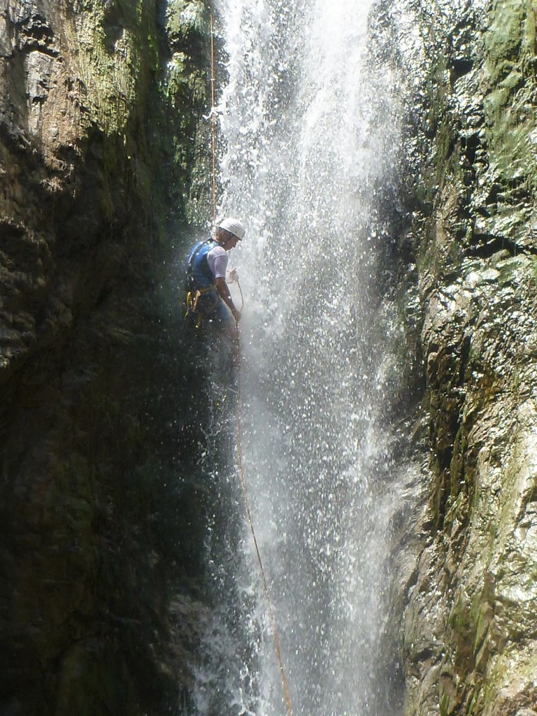 Canyoning siciliaadventure.it