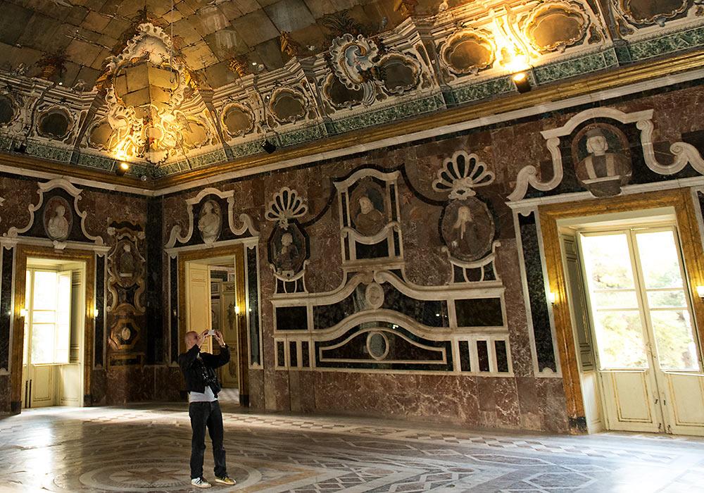 Villa Palagonia ph Erik Skramstad / Wonders of Sicily