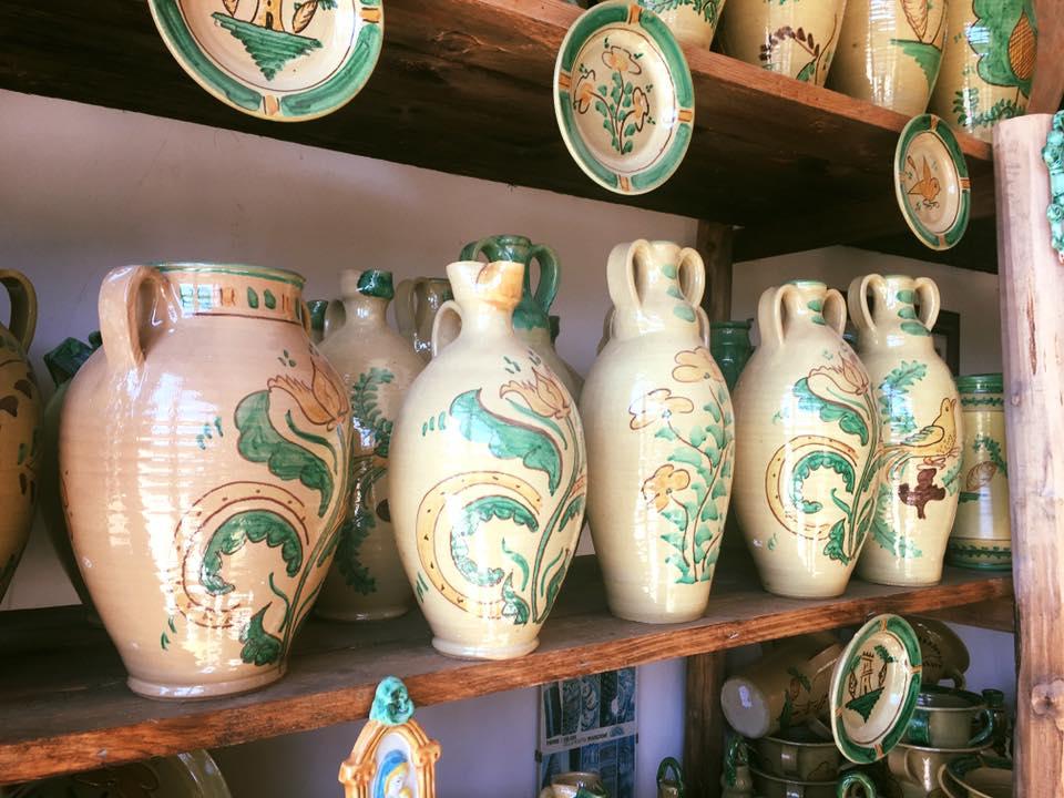 ceramiche di Burgio - ph. P. Spoto