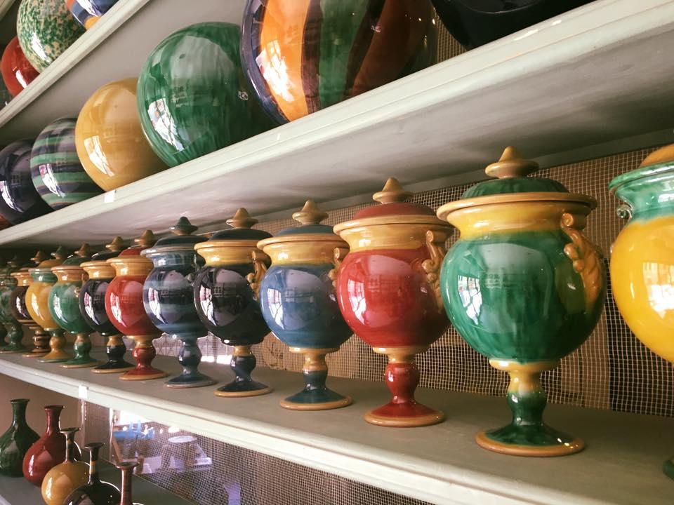 ceramiche Burgio - ph. P. Spoto