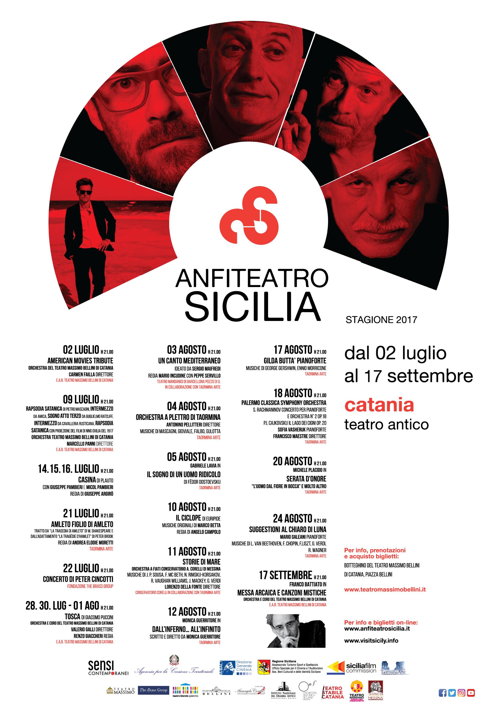 Anfiteatro Sicilia Catania