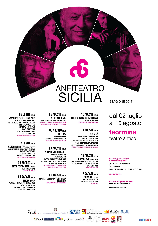 Anfiteatro Sicilia - Taormina
