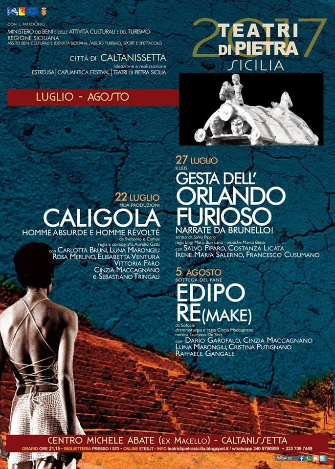 Teatri di Pietra Caltanissetta