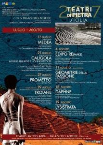 Teatri di Pietra Palazzolo Acreide