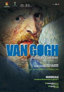 Van Gogh Multimedia Exeperience