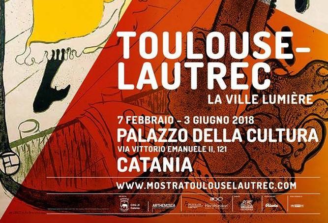 Toulouse - Lautrec: La Ville Lumiere
