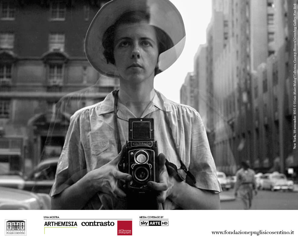 Vivian Maier – Una Fotografa Ritrovata.