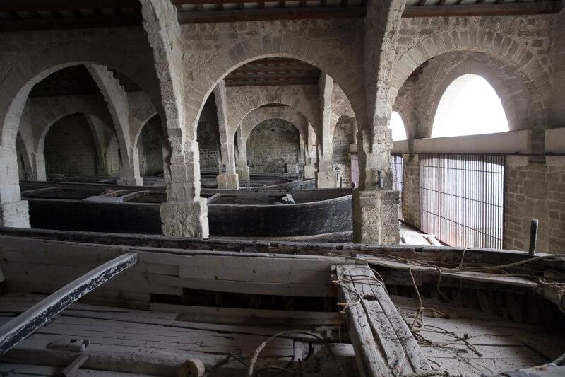 Ex Stabilimento Florio delle Tonnare di Favignana e Formica