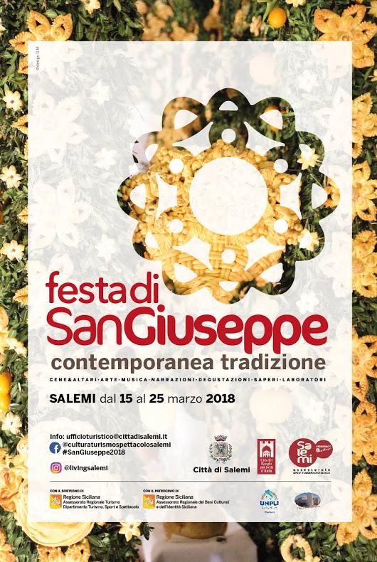 salemi festa San Giuseppe