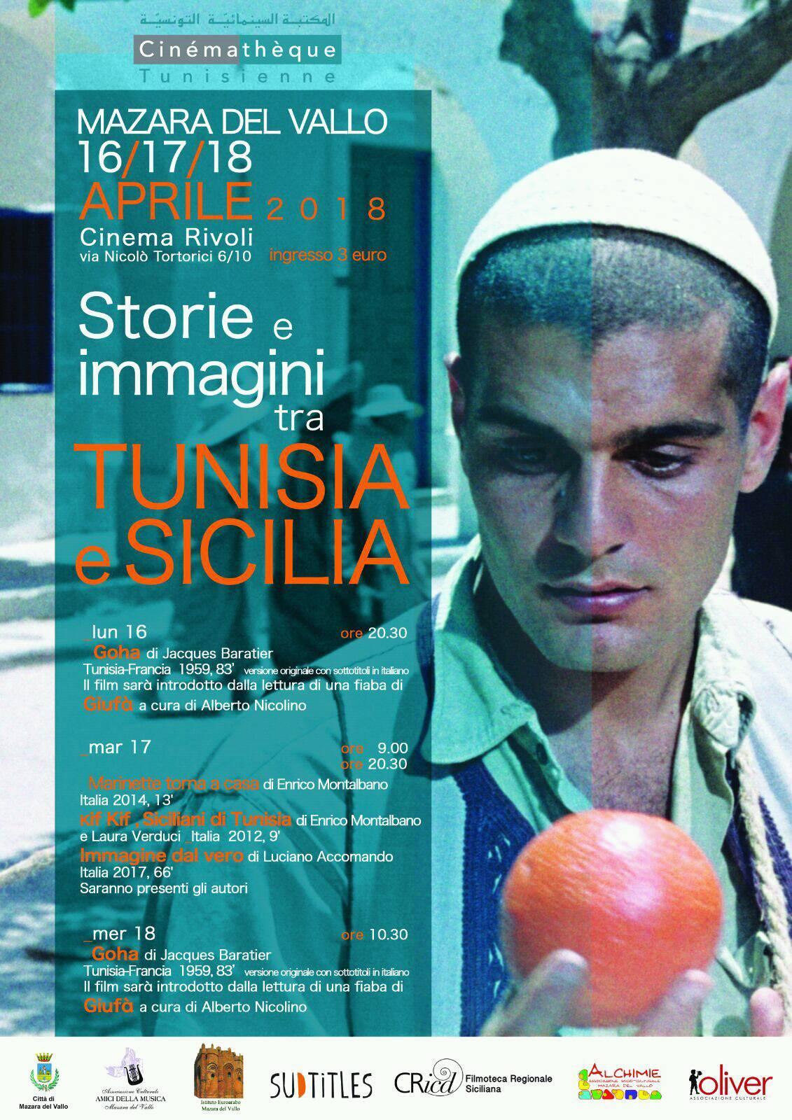 Storie e immagini tra Tunisia e Sicilia