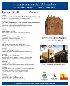 Alhambra: una Terrazza sul Mediterraneo