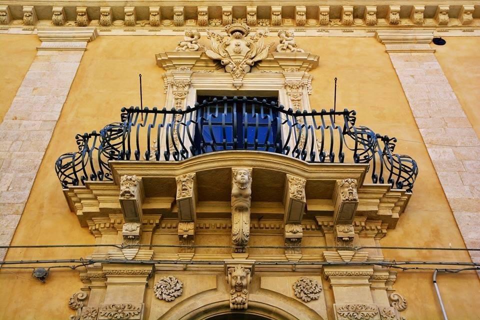 Palazzo Liggieri ex Corbino-Reforgiato sec XVIII - ph Gianluca Garufo Photography