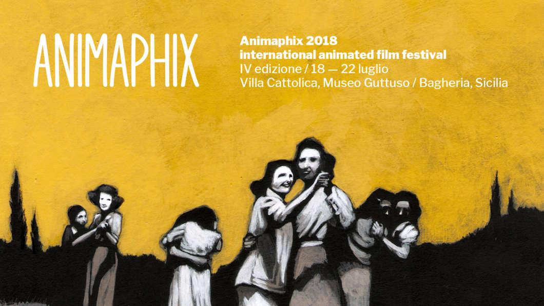 Animaphix – Festival Internazionale del Film d'Animazione 2018