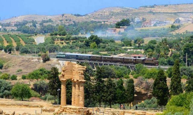 treni storici Agrigento