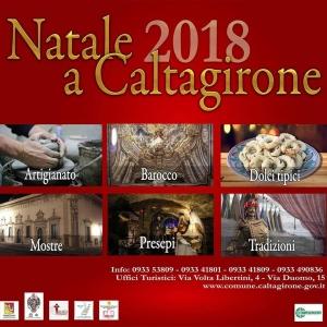 natale 2018 a Caltagirone