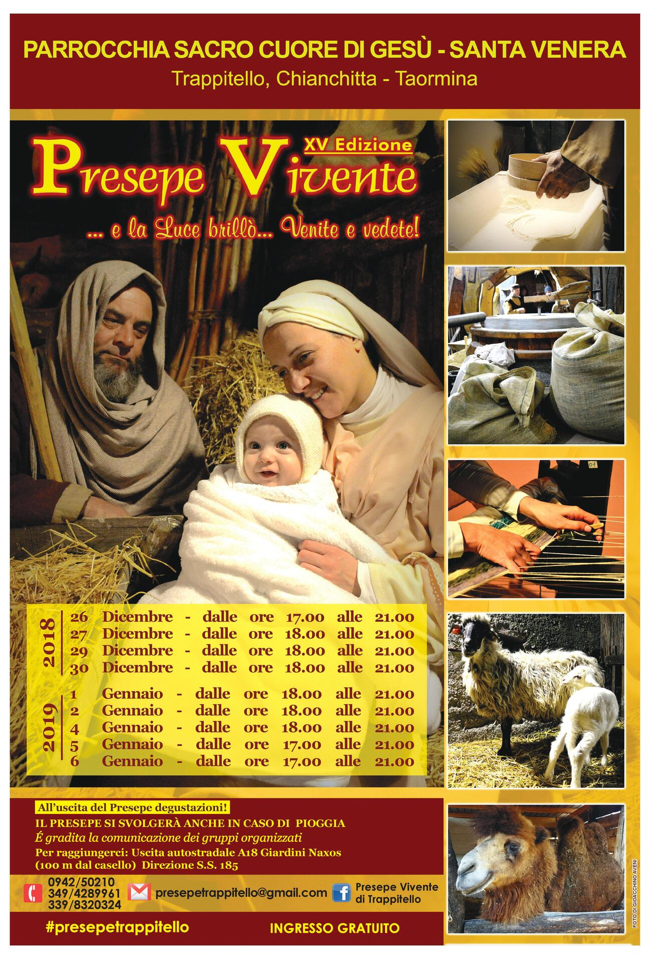 Presepe Trappitello