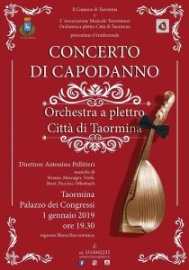 Concerto Capodanno di Taormina