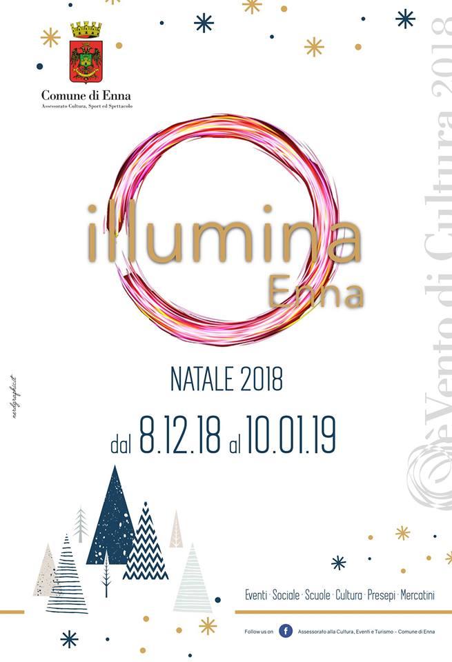 Illumina Enna Natale 2018