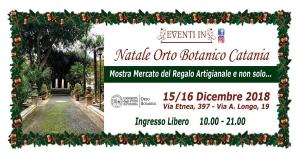 Natale Orto Botanico Catania