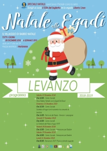 Natale a Levanso
