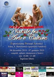 Natale fra Arte e Cultura Enna